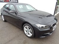2012 BMW 3 SERIES 2.0 318D SPORT 4d 141 BHP £10475.00