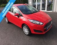 USED 2013 13 FORD FIESTA 1.25 STYLE THIS VEHICLE IS AT SITE 1 - TO VIEW CALL US ON 01903 892224