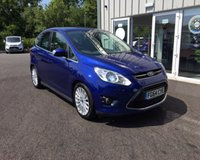 USED 2014 64 FORD C-MAX 1.0 TITANIUM ECOBOOST 125 BHP THIS VEHICLE IS AT SITE 1 - TO VIEW CALL US ON 01903 892224