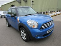 2014 MINI COUNTRYMAN 1.6 COOPER 5d 122 BHP £9995.00