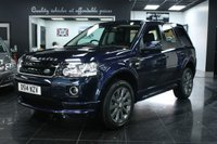 2014 LAND ROVER FREELANDER 2.2 SD4 DYNAMIC 5d AUTO 190 BHP £18990.00