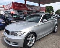 2008 BMW 1 SERIES 2.0 120D SE 2d 175 BHP COUPE £4695.00