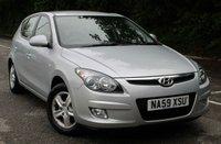 2009 HYUNDAI I30 1.4 COMFORT 5d 108 BHP £3495.00