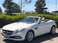 2011 MERCEDES-BENZ SLK 1.8 SLK200 BLUEEFFICIENCY EDITION 125 2d AUTO 184 BHP £SOLD