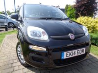 USED 2014 14 FIAT PANDA 1.2 EASY 5d 69 BHP **YES Only 1090 Miles From New 1 Owner Full Fiat Service History**