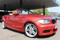 2008 BMW 1 SERIES 3.0 135I M SPORT 2d AUTO 302 BHP £9990.00