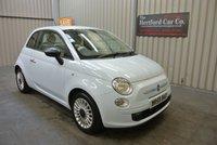 2009 FIAT 500 1.2 POP 3d 69 BHP £4195.00