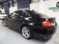 USED 2015 15 BMW 5 SERIES 3.0 535d M Sport 4dr AUTO