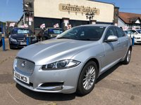 2012 JAGUAR XF 2.2 D SE BUSINESS 4d AUTO 163 BHP £11995.00