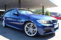 2008 BMW 3 SERIES 3.0 335D M SPORT TOURING 5d 282 BHP £9990.00