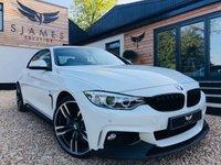 2014 BMW 4 SERIES 3.0 435D XDRIVE M SPORT 2d AUTO 309 BHP £25490.00