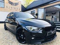 2015 BMW 3 SERIES 3.0 330D XDRIVE M SPORT 4d AUTO 255 BHP £20490.00