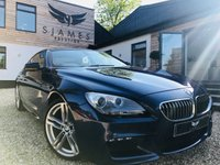 2012 BMW 6 SERIES 3.0 640D M SPORT 2d AUTO 309 BHP £17990.00