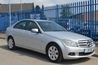 2011 MERCEDES-BENZ C CLASS 2.1 C220 CDI EXECUTIVE SE 4d AUTO 170 BHP £6350.00