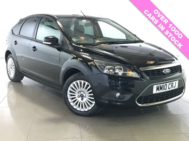 View our 2010 10 FORD FOCUS 1.6 TITANIUM 5d 100 BHP