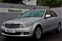 2008 MERCEDES-BENZ C 200 2.1 CDI SE 4d 135 BHP £6495.00