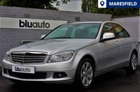 USED 2008 08 MERCEDES-BENZ C 200 2.1 CDI SE 4d 135 BHP Superb Condition, Excellent History, Full Leather, Electric Seats, Bluetooth.....
