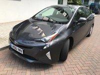 2016 TOYOTA PRIUS 1.8 VVT-I ACTIVE 5d AUTO 97 BHP £SOLD