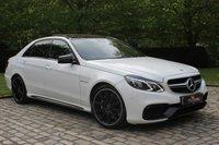 2015 MERCEDES-BENZ E CLASS 5.5 E63 AMG 4d AUTO 550 BHP E 63  £35950.00
