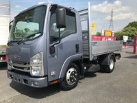 2018 ISUZU TRUCKS GRAFTER New Generation N35.125TT All Alloy Tipper £21845.00