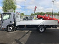 USED 2020 69 ISUZU TRUCKS GRAFTER New Generation N35.125TLD All Alloy 4.5m Alloy Dropside