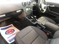 USED 2009 09 AUDI A3 1.6 MPI SE TECHNIK 3d 101 BHP