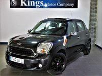 2012 MINI COUNTRYMAN 1.6 ONE 5dr Pepper Pack + £7280.00