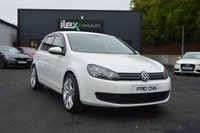 2010 VOLKSWAGEN GOLF 1.6 BLUEMOTION SE TDI 5d 103 BHP £5995.00