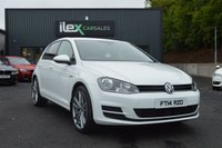 2014 VOLKSWAGEN GOLF 2.0 SE TDI BLUEMOTION TECHNOLOGY 5d 148 BHP £10895.00
