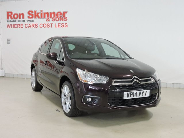 View our 2014 14 CITROEN DS4 2.0 HDI DSTYLE 5d 161 BHP