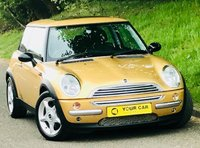 2003 MINI HATCH COOPER 1.6 COOPER 3d AUTO 114 BHP £3500.00