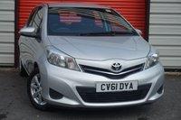 2011 TOYOTA YARIS 1.3 VVT-I TR 5d 98 BHP £5890.00