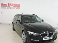 USED 2015 65 BMW 3 SERIES 2.0 318D SPORT TOURING 5d 141 BHP