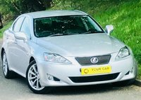 2006 LEXUS IS 2.5 250 SE-L 4d AUTO 204 BHP £6500.00