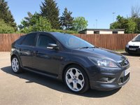 2010 FORD FOCUS 1.8 ZETEC S S/S 5d 124 BHP WITH FULL SERVICE HISTORY £4500.00