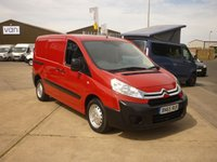 2015 CITROEN DISPATCH 1.6HDi 1000 L1 H1 ENTERPRISE 90 BHP Air Con Bluetooth and much more £5995.00