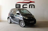 2009 SMART FORTWO 1.0 PASSION 2d AUTO 84 BHP £2700.00
