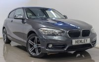 2015 BMW 1 SERIES 1.5 116D SPORT 3d 114 BHP £10990.00