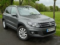 USED 2015 64 VOLKSWAGEN TIGUAN 2.0 TDI BLUEMOTION TECH MATCH 4MOTION (S/S) 5DR A very smart example in a lovely colour and in excellent condition. 4 Wheel drives version with SATNAV bluetooth and lots more. £0 deposit finance available. Part exchange always welcome