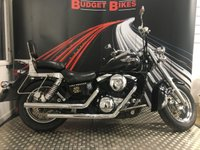 USED 1997 R KAWASAKI VN1500 1.5 VN 1500 CLASSIC 1d  MOTORCYCLE