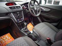 USED 2014 64 VAUXHALL MOKKA 1.6 Exclusiv Ss 5dr