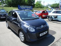 USED 2016 66 CITROEN C1 1.0 FEEL 5d 68 BHP GREAT VALUE CITROEN C1  !!