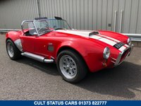 USED 2004 AC COBRA 427 FIERO FACTORY BUILT REPLICA / RECREATION STUNNING AND IMMACULATE EXAMPLE