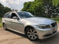 USED 2010 59 BMW 3 SERIES 2.0 320I ES TOURING 5d AUTO 168 BHP