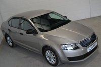 2014 SKODA OCTAVIA 1.2 S TSI 5d 104 BHP £7800.00