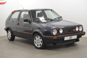 1988 VOLKSWAGEN GOLF 1.8 GTI 16V 3d CAMPAIGN LTD EDITION £7995.00