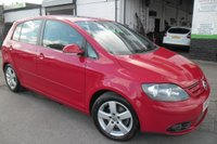 2007 VOLKSWAGEN GOLF PLUS 2.0 GT TDI 5d 138 BHP £3500.00