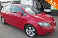 USED 2007 07 VOLKSWAGEN GOLF PLUS 2.0 GT TDI 5d 138 BHP VIEW AND RESERVE ONLINE OR CALL 01527-853940 FOR MORE INFO.