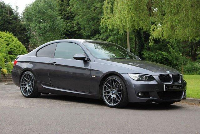 2007 07 BMW 3 SERIES 3.0 330D M SPORT 2d 232 BHP AUTO