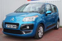 USED 2009 59 CITROEN C3 PICASSO 1.4 PICASSO VTR PLUS 5d 95 BHP DEALER FULL SERVICE HISTORY